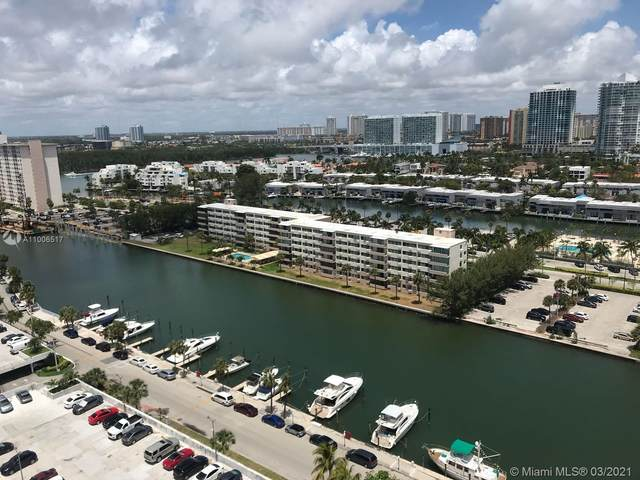 100 Bayview Dr #1903, Sunny Isles Beach, FL 33160 (MLS #A11006517) :: Team Citron