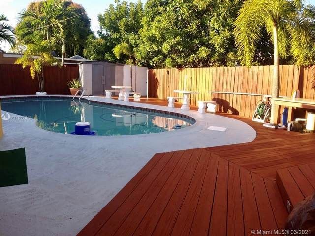 730 N 64th Ave, Hollywood, FL 33024 (MLS #A11006518) :: Berkshire Hathaway HomeServices EWM Realty