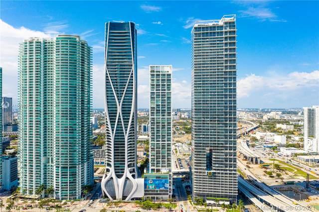 1040 Biscayne Blvd #4105, Miami, FL 33132 (MLS #A11006571) :: Berkshire Hathaway HomeServices EWM Realty
