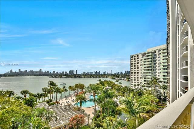9 Island Ave #804, Miami Beach, FL 33139 (MLS #A11006577) :: Douglas Elliman