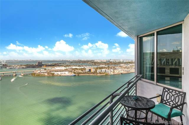 335 S Biscayne Blvd #3808, Miami, FL 33131 (MLS #A11006612) :: Compass FL LLC