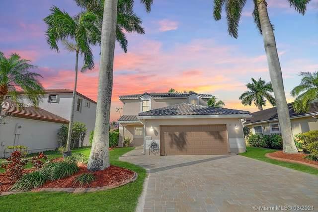 19185 NW 22nd St, Pembroke Pines, FL 33029 (MLS #A11006636) :: Berkshire Hathaway HomeServices EWM Realty