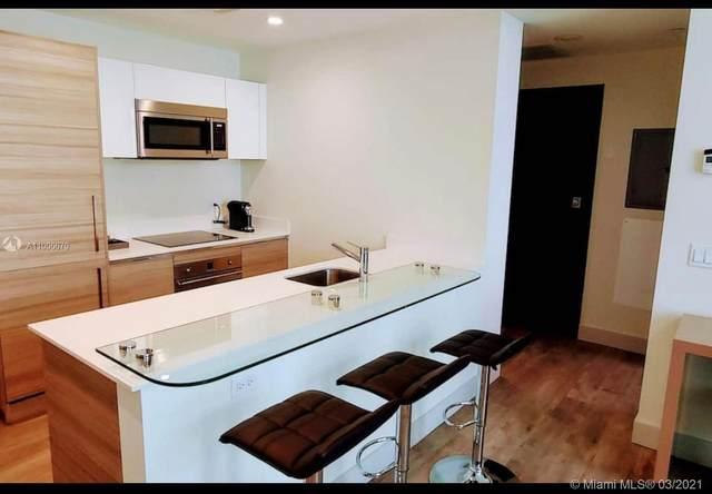 777 N Ocean Dr S502, Hollywood, FL 33019 (MLS #A11006670) :: Green Realty Properties