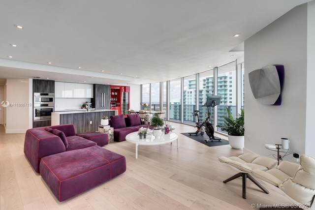 488 NE 18th St #4615, Miami, FL 33132 (MLS #A11006719) :: Green Realty Properties
