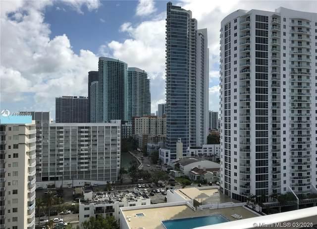 601 NE 23rd St #1605, Miami, FL 33137 (MLS #A11006749) :: Douglas Elliman