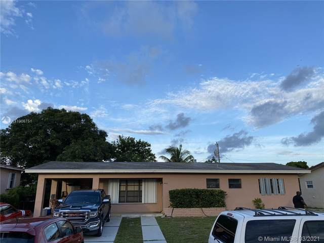 19521 NW 8th Ave, Miami Gardens, FL 33169 (MLS #A11006751) :: Miami Villa Group
