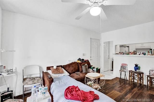 2051 Renaissance Blvd #202, Miramar, FL 33025 (MLS #A11006795) :: Berkshire Hathaway HomeServices EWM Realty