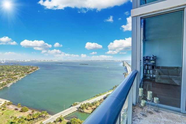601 NE 36th St #3306, Miami, FL 33137 (MLS #A11006798) :: The Teri Arbogast Team at Keller Williams Partners SW