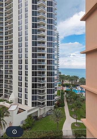 19201 Collins Ave #717, Sunny Isles Beach, FL 33160 (MLS #A11006808) :: The Riley Smith Group