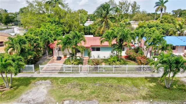 1005 NE 143rd St, North Miami, FL 33161 (#A11006829) :: Posh Properties
