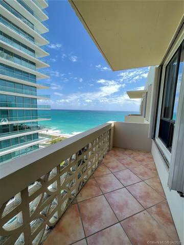 10185 Collins Ave Ph21, Bal Harbour, FL 33154 (MLS #A11006875) :: The Howland Group