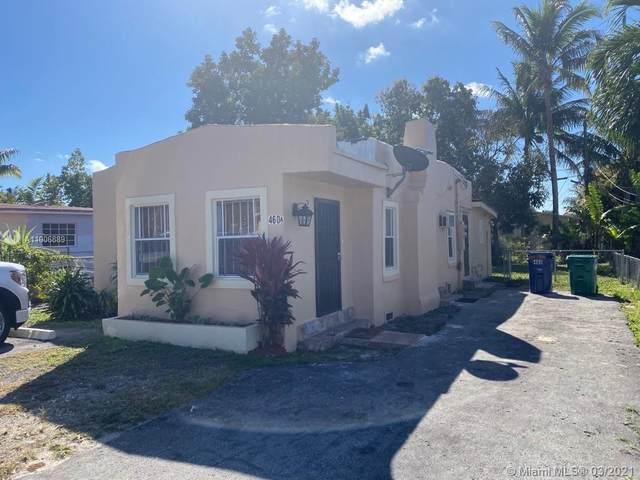 460 NW 82nd Ter, Miami, FL 33150 (#A11006889) :: Posh Properties