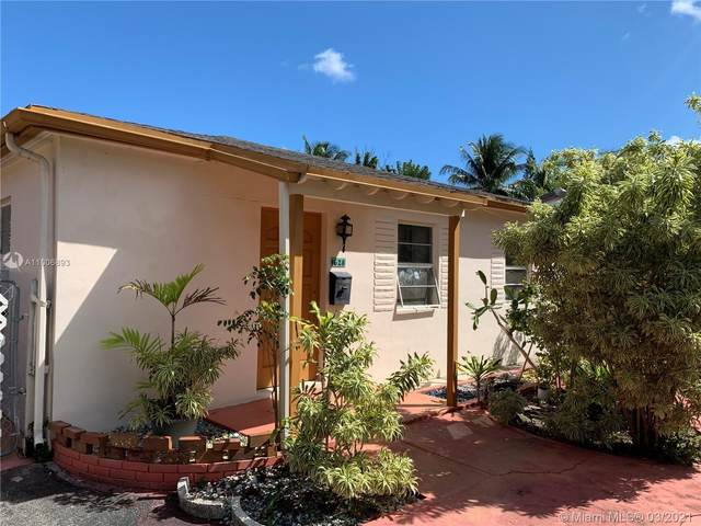 1628 NW 5th Ave, Fort Lauderdale, FL 33311 (MLS #A11006893) :: Laurie Finkelstein Reader Team