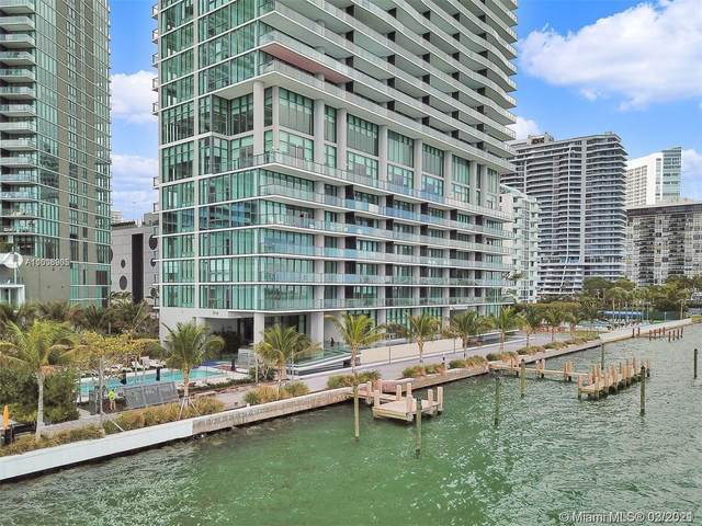 3131 NE 7th Ave #2605, Miami, FL 33137 (MLS #A11006905) :: The Teri Arbogast Team at Keller Williams Partners SW