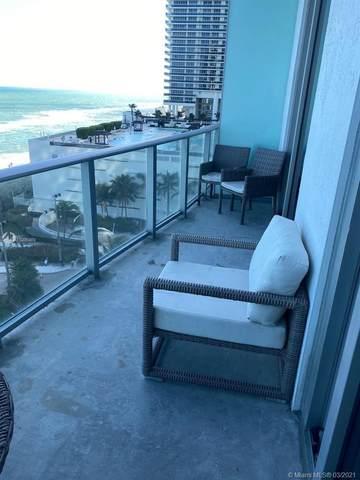 4111 S Ocean Dr. #803, Hollywood, FL 33019 (MLS #A11006989) :: Laurie Finkelstein Reader Team