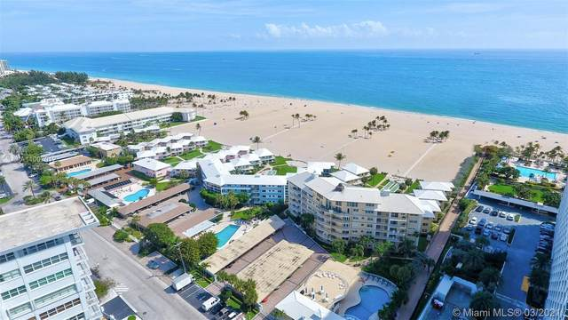 1920 S Ocean Dr #205, Fort Lauderdale, FL 33316 (MLS #A11007012) :: Berkshire Hathaway HomeServices EWM Realty