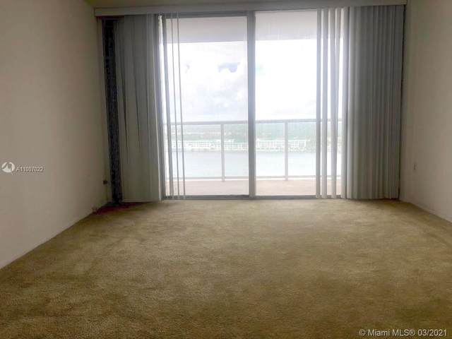 1301 NE Miami Gardens Dr 1412W, Miami, FL 33179 (MLS #A11007022) :: Green Realty Properties