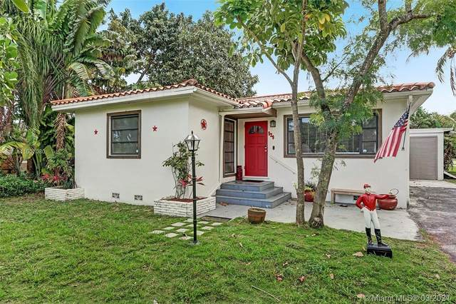 529 NW 8th St, Dania Beach, FL 33004 (MLS #A11007080) :: Prestige Realty Group