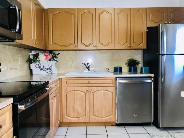 201 Berkley Rd #109, Hollywood, FL 33024 (MLS #A11007111) :: Berkshire Hathaway HomeServices EWM Realty