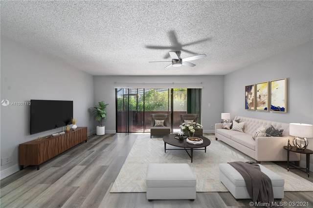 279 Jacaranda Dr #12, Plantation, FL 33324 (MLS #A11007112) :: Berkshire Hathaway HomeServices EWM Realty