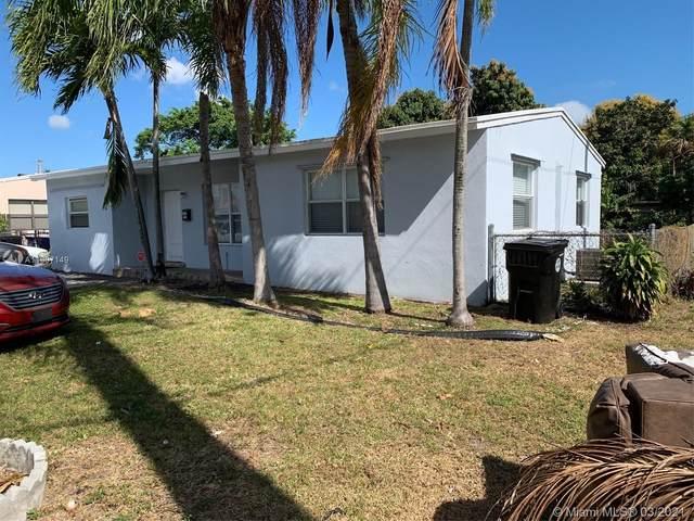 16175 NE 12th Ave, North Miami Beach, FL 33162 (MLS #A11007149) :: Green Realty Properties
