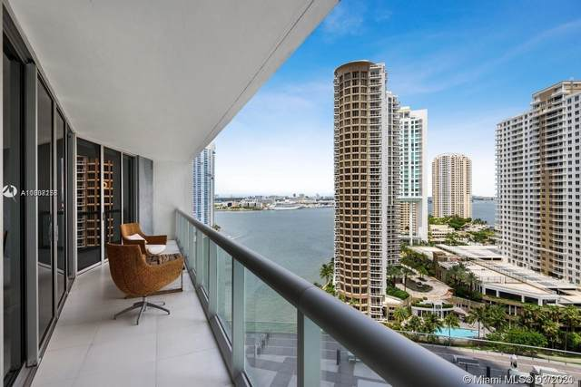 465 Brickell Ave #1805, Miami, FL 33131 (MLS #A11007156) :: Jo-Ann Forster Team