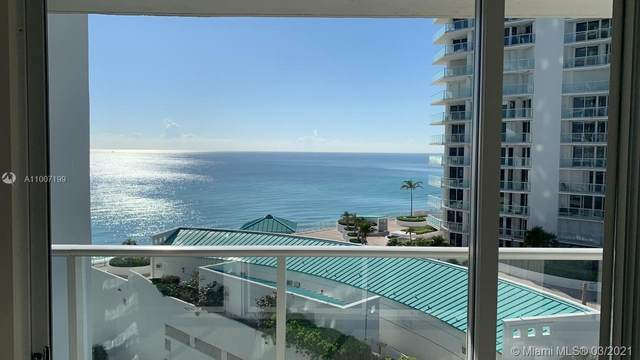 16485 Collins Ave #838, Sunny Isles Beach, FL 33160 (MLS #A11007199) :: The Teri Arbogast Team at Keller Williams Partners SW