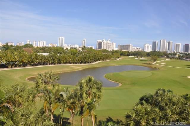700 NE 14th Ave #507, Hallandale Beach, FL 33009 (MLS #A11007200) :: The Riley Smith Group