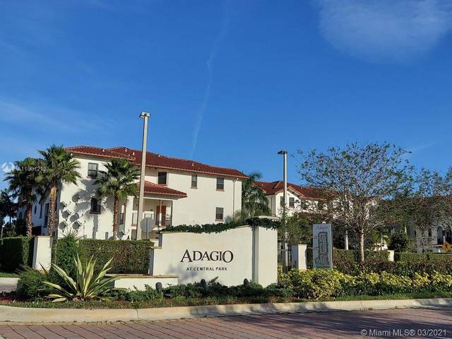 10620 NW 88th St #111, Doral, FL 33178 (MLS #A11007213) :: Miami Villa Group