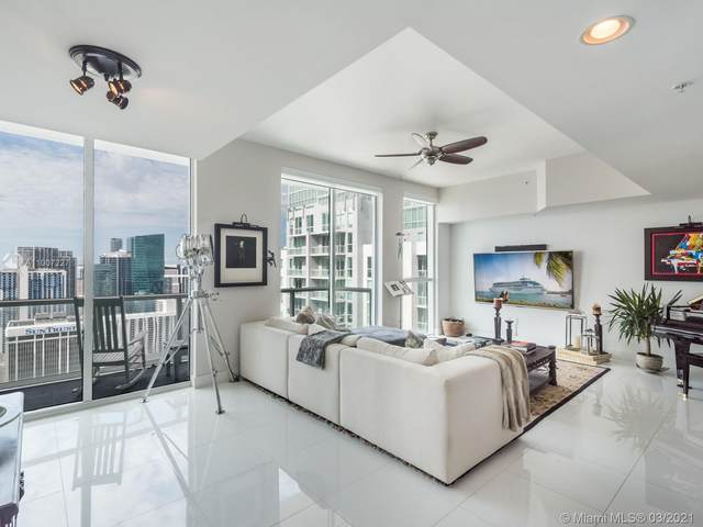 244 Biscayne Blvd #4907, Miami, FL 33132 (MLS #A11007227) :: Podium Realty Group Inc