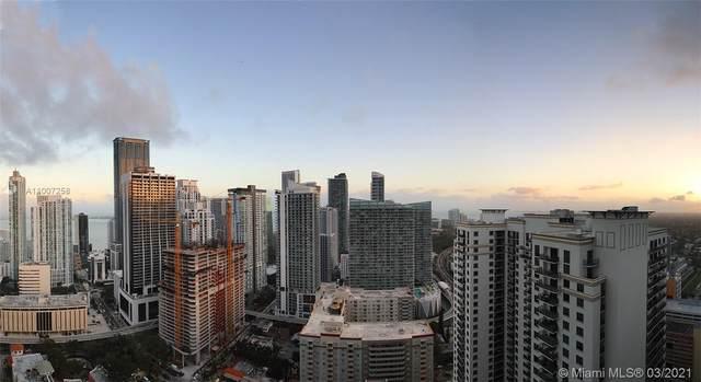 55 SW 9th St #3605, Miami, FL 33130 (MLS #A11007258) :: Dalton Wade Real Estate Group