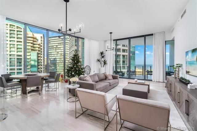 2821 S Bayshore Dr 11D, Miami, FL 33133 (MLS #A11007265) :: Green Realty Properties