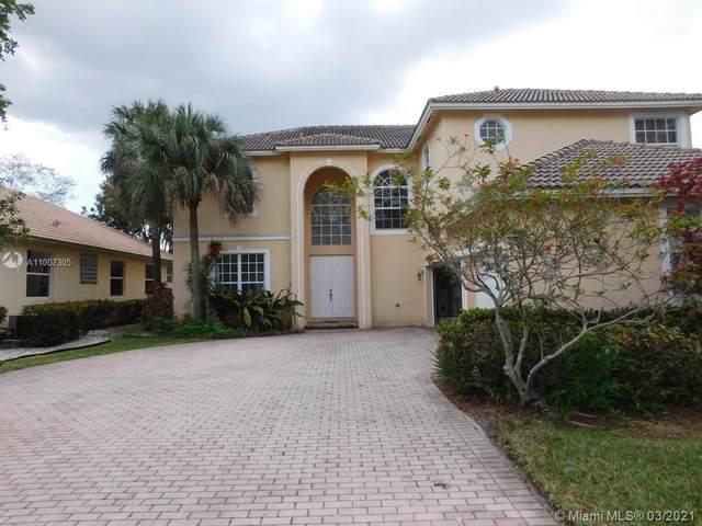 5024 Pinecreek Pl, Coconut Creek, FL 33073 (MLS #A11007305) :: Berkshire Hathaway HomeServices EWM Realty