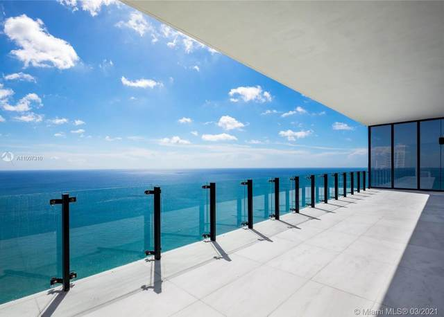 17141 Collins Ave #3401, Sunny Isles Beach, FL 33160 (MLS #A11007310) :: The Riley Smith Group