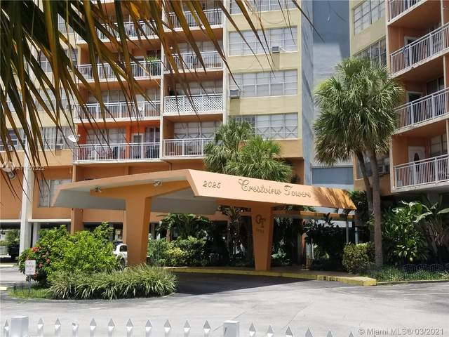 2025 NE 164th St #616, North Miami Beach, FL 33162 (MLS #A11007322) :: Berkshire Hathaway HomeServices EWM Realty