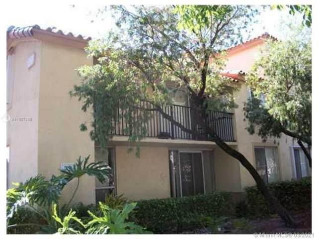 10773 Cleary Blvd #207, Plantation, FL 33324 (MLS #A11007350) :: Equity Advisor Team
