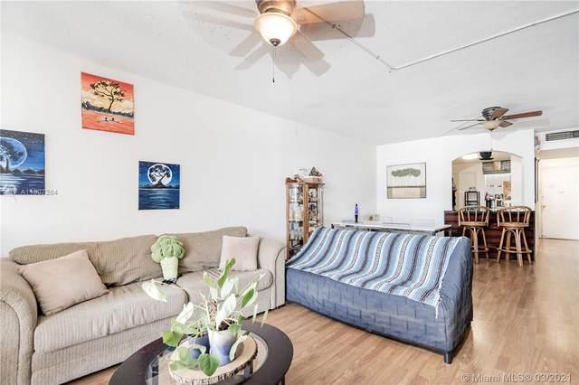 1660 NE 191st St 401-1, Miami, FL 33179 (MLS #A11007364) :: ONE | Sotheby's International Realty