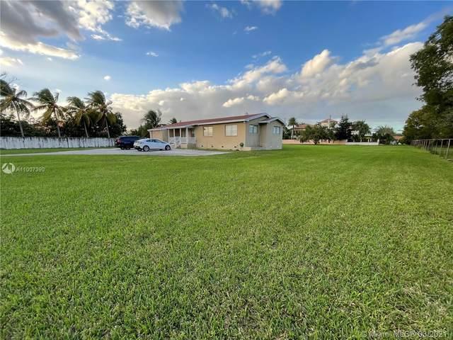 10965 SW 28th St, Miami, FL 33165 (MLS #A11007390) :: Dalton Wade Real Estate Group