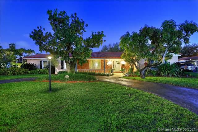 8504 SW 75 St, Miami, FL 33143 (MLS #A11007392) :: Green Realty Properties