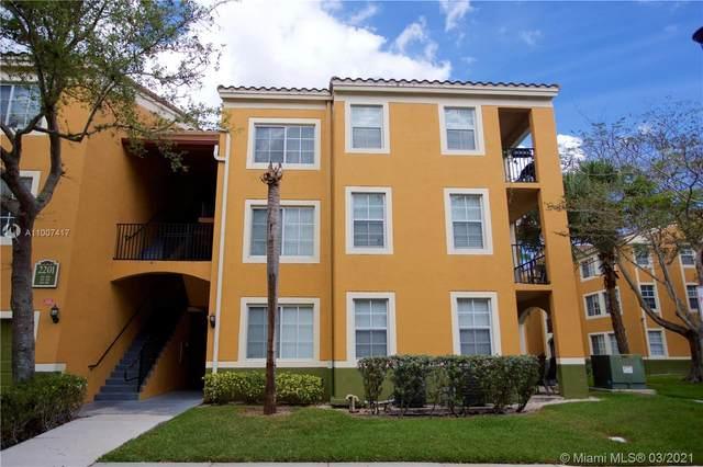 2201 W Preserve Way #108, Miramar, FL 33025 (MLS #A11007417) :: Castelli Real Estate Services