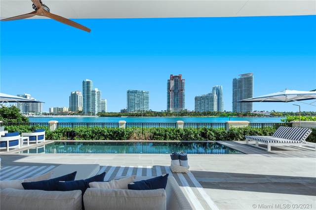6800 Fisher Island Dr #6812, Miami Beach, FL 33109 (MLS #A11007429) :: The Rose Harris Group