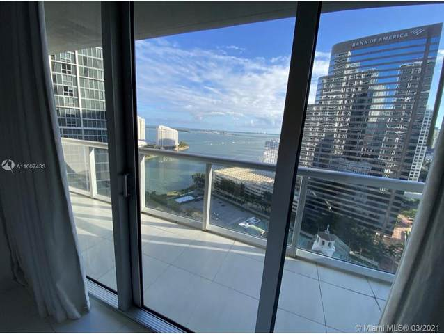 485 Brickell Ave #2409, Miami, FL 33131 (MLS #A11007433) :: KBiscayne Realty