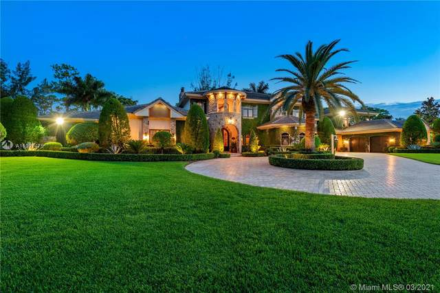 8728 Valencia Court, Parkland, FL 33067 (MLS #A11007475) :: GK Realty Group LLC
