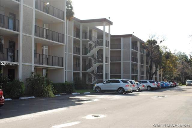 2650 NW 49th Ave #417, Lauderdale Lakes, FL 33313 (MLS #A11007480) :: Compass FL LLC