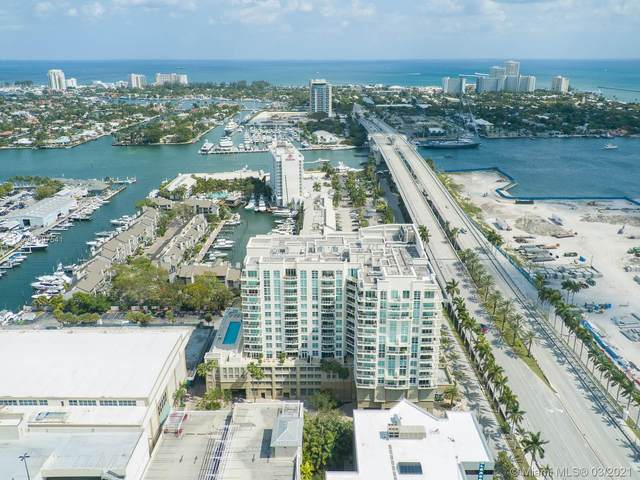 1819 SE 17th St #1506, Fort Lauderdale, FL 33316 (MLS #A11007541) :: Green Realty Properties