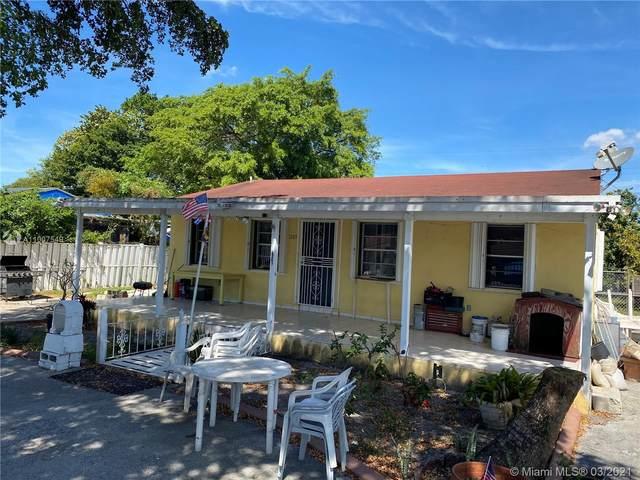 1245 Sharar Ave, Opa-Locka, FL 33054 (MLS #A11007549) :: The Teri Arbogast Team at Keller Williams Partners SW