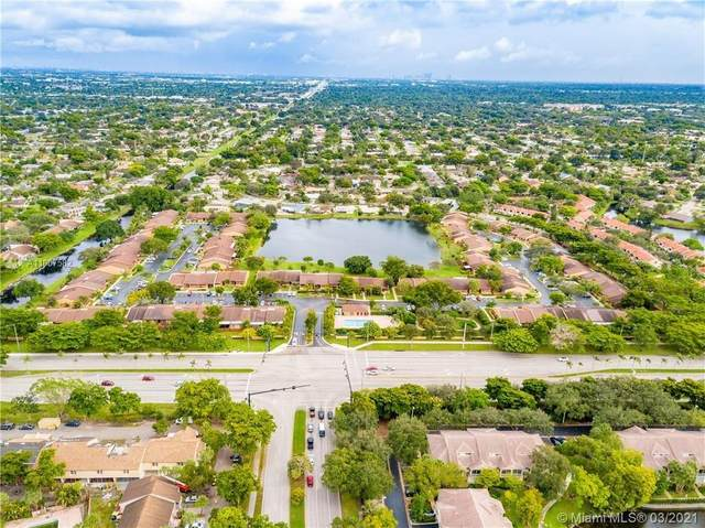 851 NW 79th Ter #851, Plantation, FL 33324 (MLS #A11007582) :: Berkshire Hathaway HomeServices EWM Realty