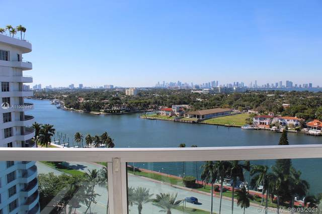 5161 Collins Ave #1508, Miami Beach, FL 33140 (MLS #A11007649) :: The Riley Smith Group