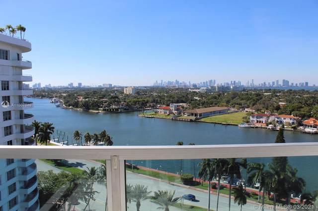 5161 Collins Ave #1508, Miami Beach, FL 33140 (MLS #A11007649) :: Castelli Real Estate Services