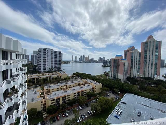 3300 NE 192nd St Ph16, Aventura, FL 33180 (MLS #A11007653) :: Green Realty Properties